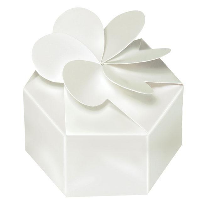 """Mini Geschenkboxen """"Weiße Überraschung"""" 12er Pack #Geschenkverpackung #Adventskalender #Wichtelgeschenk #Mitgebsel #Verlobung #Hochzeit #Geburtstag"""