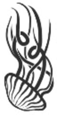 Jellyfish tattoo arm tattoos pirates of the caribbean online wiki