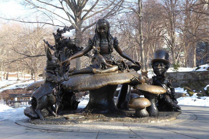 Alicia - Central Park New York