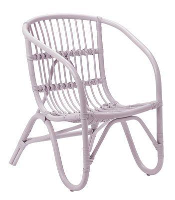 Charlotte Children armchair - Rattan