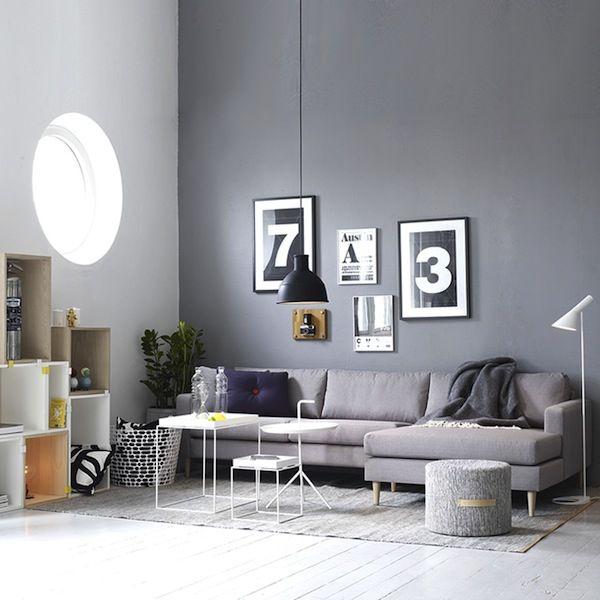 18 Best Grey Interiors Images On Pinterest