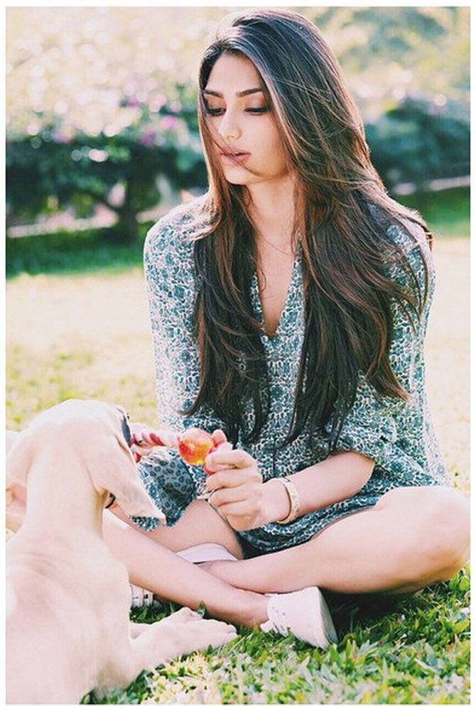 Athiya Shetty is a die-hard Chelsea fan! #Bollywood #Fashion #Style #Beauty #Cute