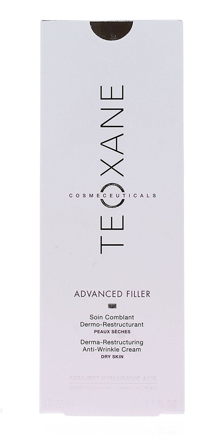 Teoxane Cosmeceuticals Advanced Filler Derma-Restructuring Anti-Wrinkle Cream Dry to Very Dry Skin