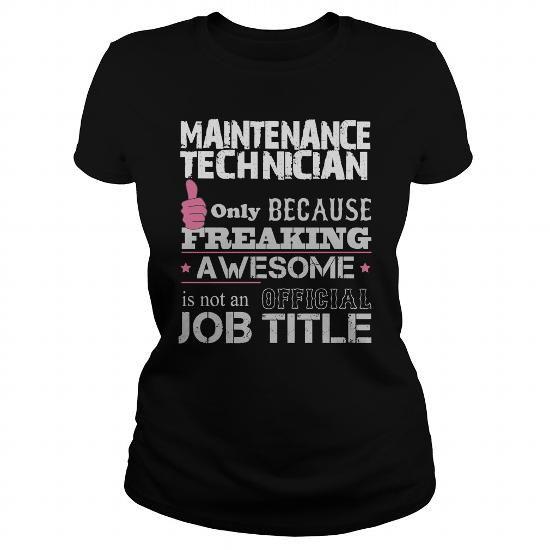 AWESOME MAINTENANCE TECHNICIAN SHIRT T-SHIRTS (PRICE:19$ ==►CLICK TO BUYING NOW) #awesome #maintenance #technician #shirt #Sunfrog #FunnyTshirts #SunfrogTshirts #Sunfrogshirts #shirts #tshirt #hoodie #sweatshirt #fashion #style