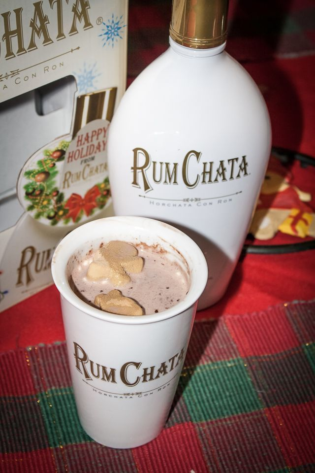 I Love Rumchata, here are recipes for hot chocolate, cup cakes, and how to make your own Rumchata, hint, it includes white rum.