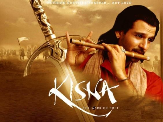 Vivek Oberoi from the Movie, Kisna.