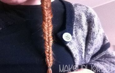 Tutorial Capelli: Fishtail Braid