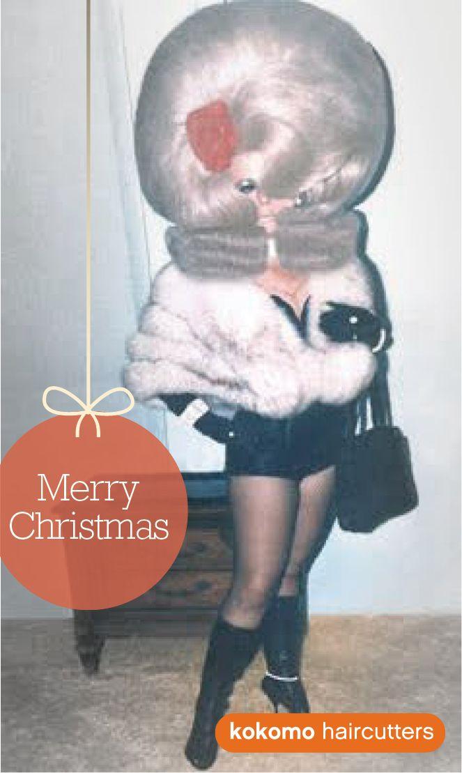 Merry Christmas.... Tete de Bizarre, Coiffure
