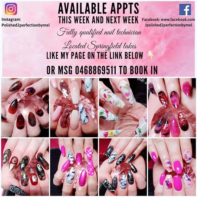 New The 10 Best Nail Ideas Today With Pictures Appts This Week And Next Week Monday 1st 11am 2pm 3 30pm 5p Fun Nails Nail Technician Acrylic Nails