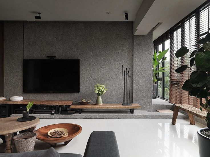 Zen Interiors, Zen Style, Tv Sets, Apartments