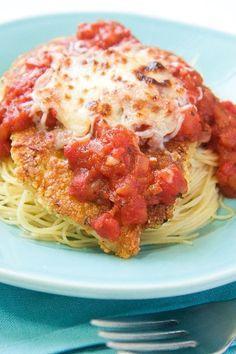 Weight Watchers Chicken Parmesan Recipe - 11 Smart Points