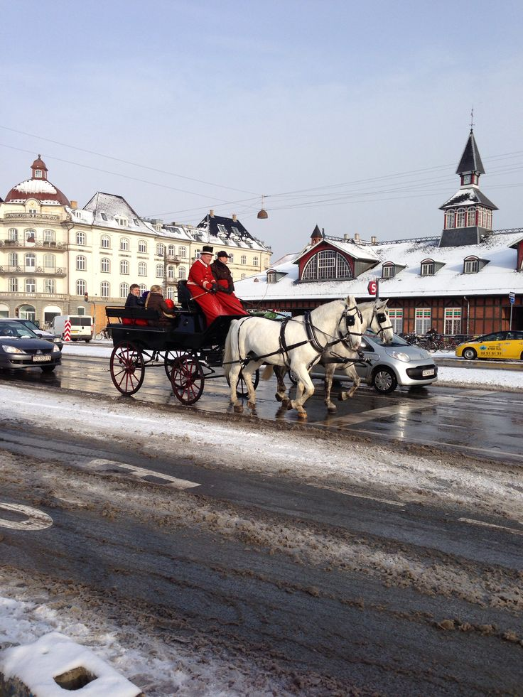 Winter on Østerbro