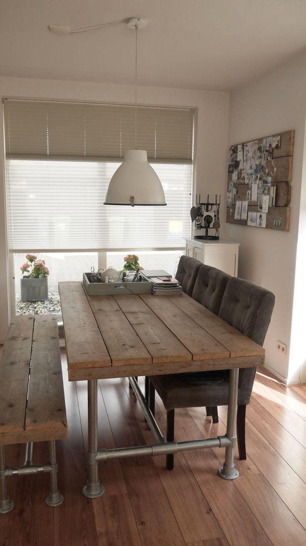 La Buhardilla - Decoración, Diseño y Muebles: Unos comedores espectaculares