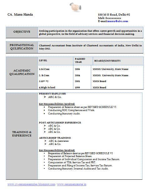 resume format for freshers electrical engineers doc free download document template templates creative