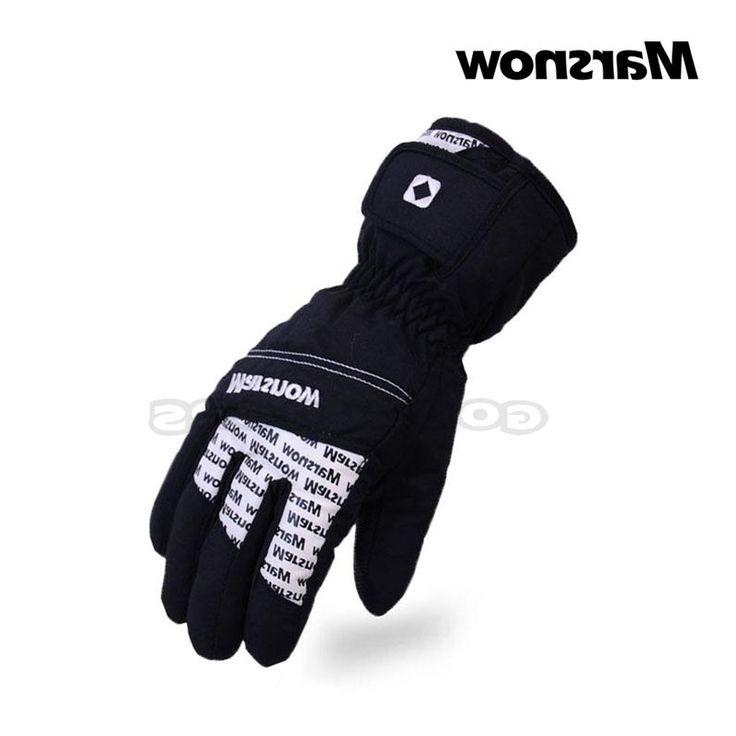 $34.80 (Watch more - https://alitems.com/g/1e8d114494b01f4c715516525dc3e8/?i=5&ulp=https%3A%2F%2Fwww.aliexpress.com%2Fitem%2FNew-Marsnow-Unisex-Winter-Thermal-polar-glove-Snowmobile-Motorcycle-Riding-Gloves-Snowboard-Waterproof-Gloves-Guantes-803%2F32252889164.html) New MARSNOW Unisex Winter Thermal Hiking Skiing Gloves Snowmobile Guantes Moto Gloves Guantes Snowboard