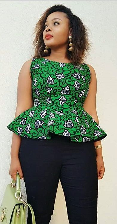 Corporate Fashion Styles For Our Slay Queens African