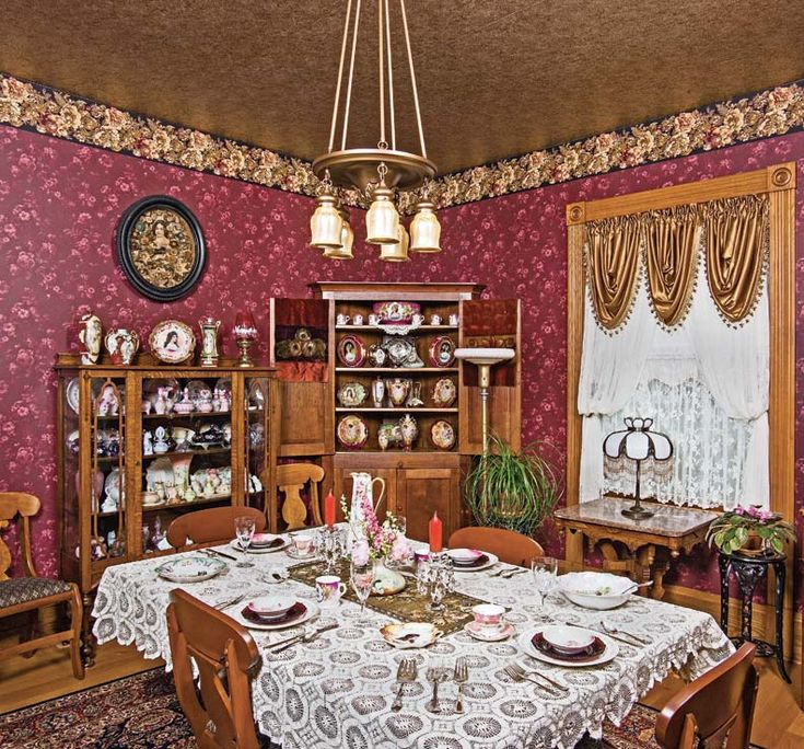 Old Victorian Room: Rescuing A Folk Victorian Family Home