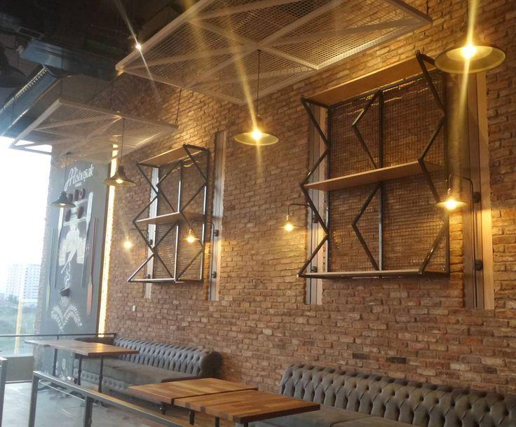Vol3 #cafedesign #cafedekorasyonu #bardesign #bardekorasyonu #restorant #otelaydinlatma #tasarimaydinlatma #imalat #lightingdesigner #lightingdesign #lighting #dekoratifaydinlatma #dekorasyon #dekoratiflamba