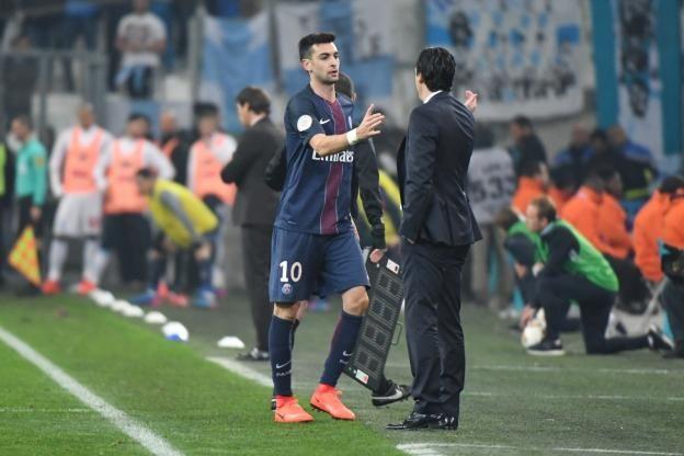 Javier Pastore est revenu sur sa période difficile et sur sa titularisation surprise à Marseille, ce dimanche après la large victoire du PSG (5-1)..