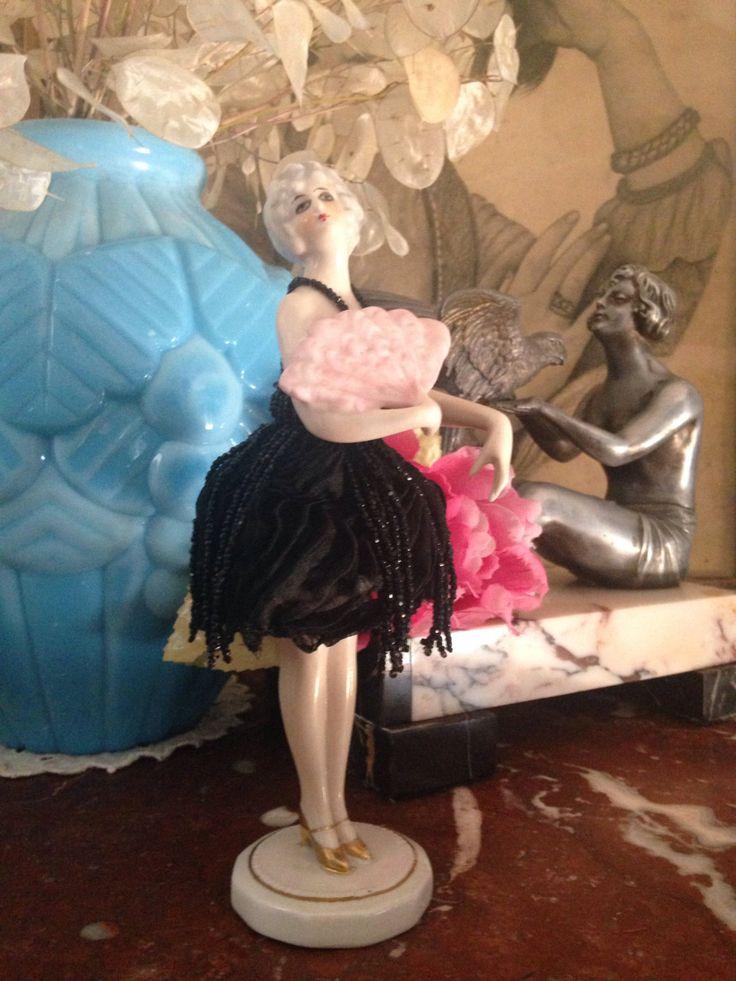Le chouchou de ma boutique https://www.etsy.com/fr/listing/456121954/antique-fasold-stauch-flapper-half-doll