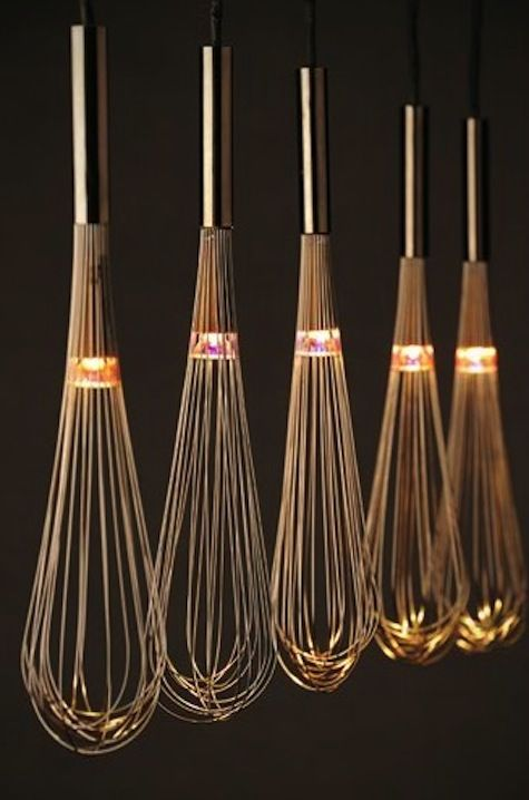 DIY Lampen im Garten