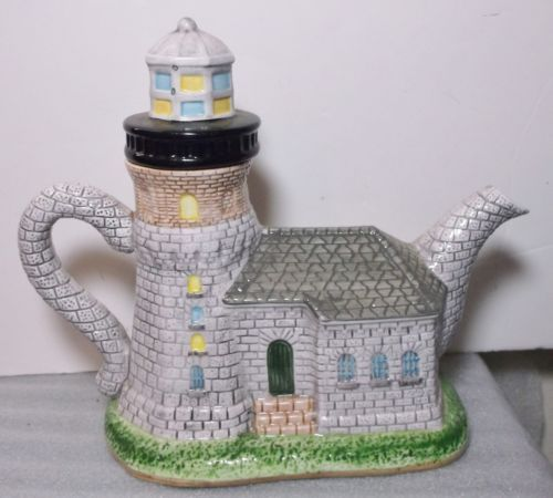 26 Best Lighthouse Teapots Images On Pinterest Lighthouses Light House And Lighthouse