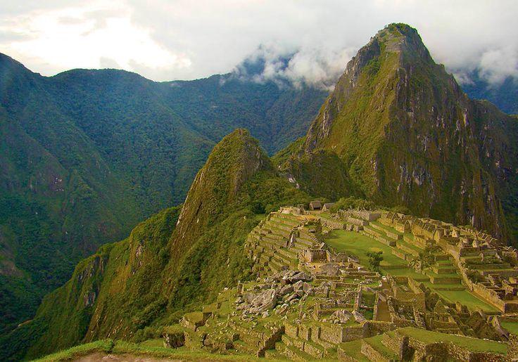 Peru�s top travel destination.By Eva Stelzer