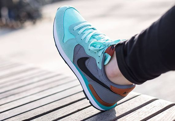 nike internationalist dames mint
