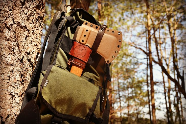 Bushcraft Backpacking - New Pack and Gear Loadout