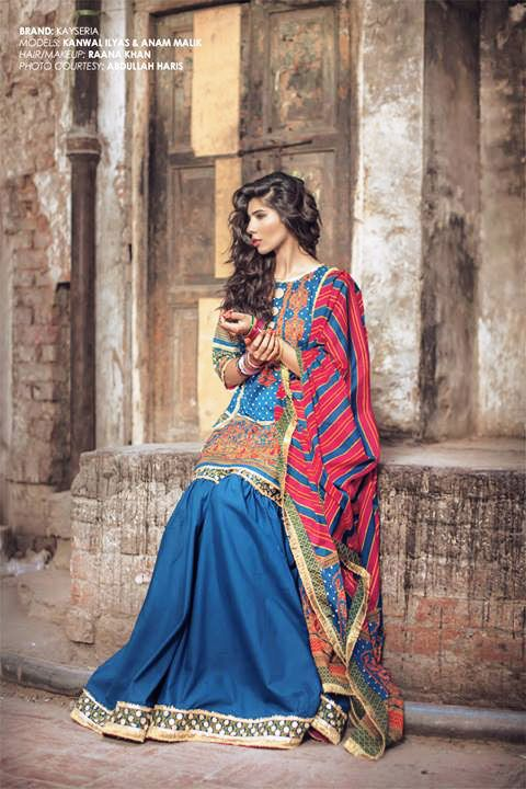 highfashionpakistan: Kayseria, Eid Collection, S/S 2015