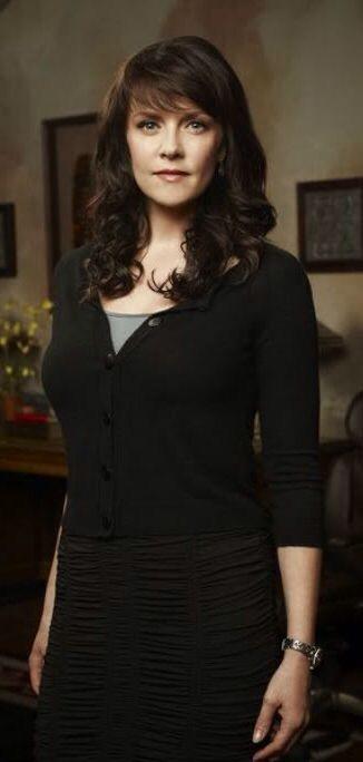 Women of Sanctuary ; Amanda Tapping as Dr. Helen Magnus.