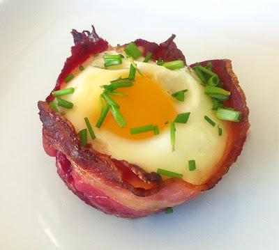 egg bacon