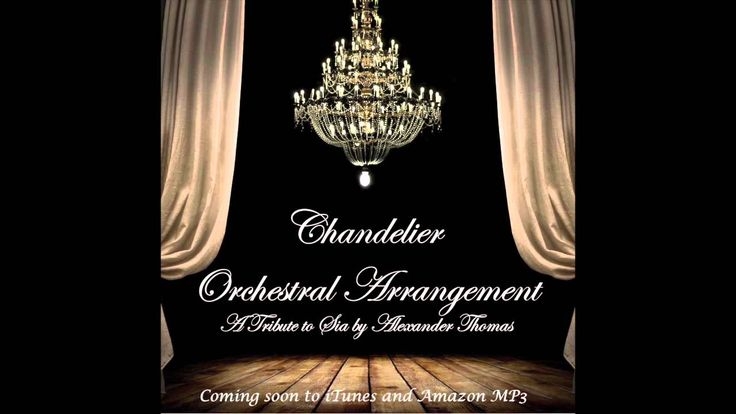 Enchanting Sia Chandelier Cover Espa ol Images - Chandelier ...