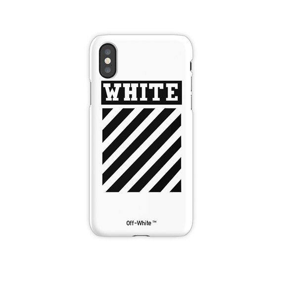 Https Www Etsy Com Listing 607348097 Off White Phone Case Off White Iphone Ref Shop Home Active 1 White Phone Case White Iphone Case White Iphone