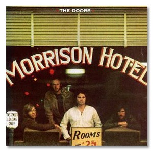 The Doors Morrison Hotel CD - 40th Anniversary Mix $11.98 #TheDoors