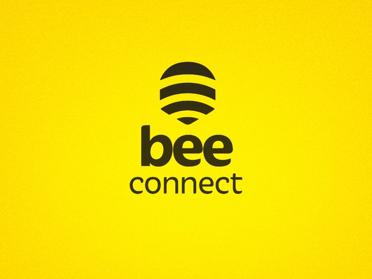BeeConnect logo by Laurent Holdrinet