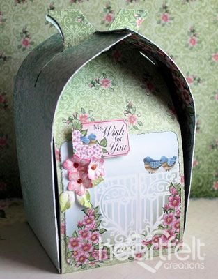 Heartfelt Creations | Birds And Blooms Gift Box