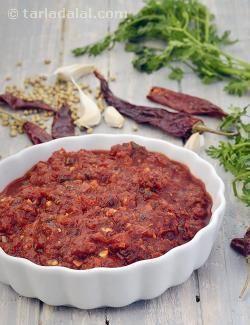 Basic Kadai Gravy, Popular Restaurant Style Kadai Gravy Recipe recipe   by Tarla Dalal   Tarladalal.com   #33501