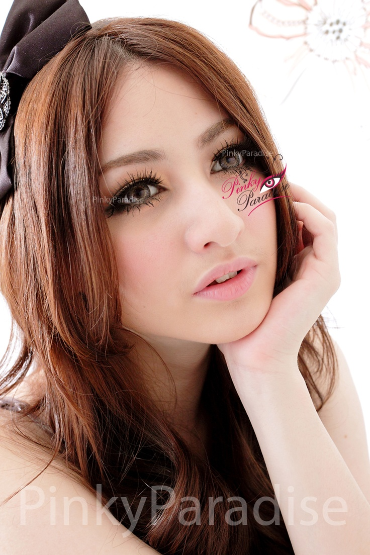 Shinny Grey (known as Puffy 3 tone) Contacts  $25.90