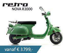 emco elektrische scooter NOVA R2000