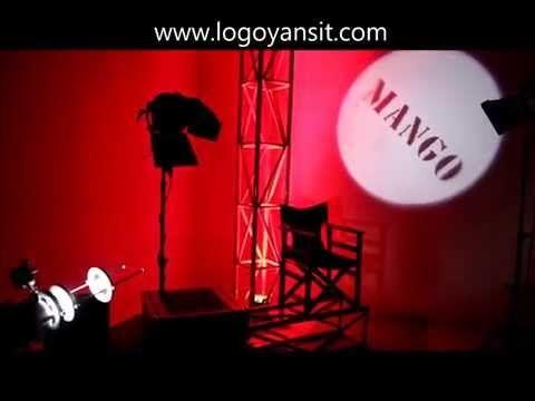 Mango Donen Logo Uygulama Videosu - YouTube