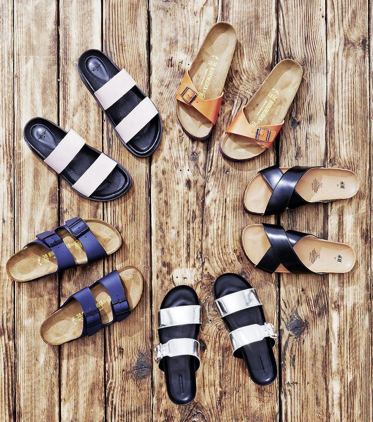 Kényelmes, mégis dögös papucsok a július–augusztusi Évában // Comfy yet cool slippers in Éva's July–August Issue  http://bit.ly/1lKXg6N