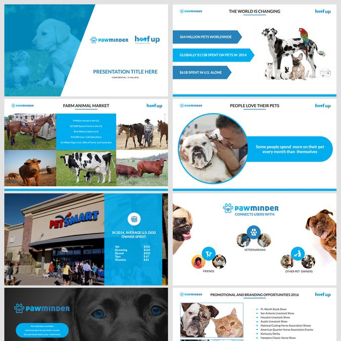 Paw Minder Powerpoint by Bagacian Vlad