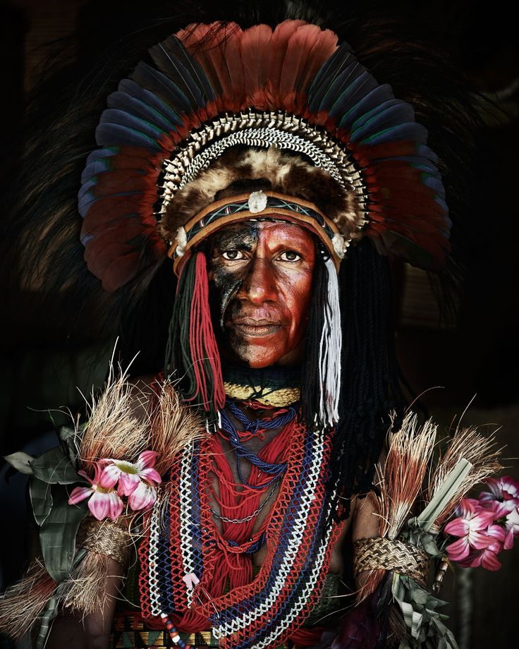Goroka - Papouasie, NouvelleGuinée