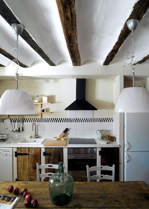17 mejores im genes sobre casa de pueblo en pinterest - Cocinas de pueblo ...