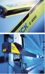 Let There Be Light (Curtains)...  Light curtains and other safety equipment can reduce press brake operator injuries!
