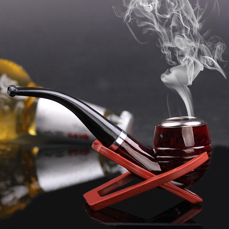 ホットパイプ非木材パイプ曲げタイプフィルタと耐久性のある喫煙パイプ最高の贈り物に友人や家族