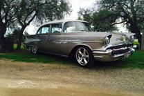 1957 CHEVROLET BEL AIR (No Series)