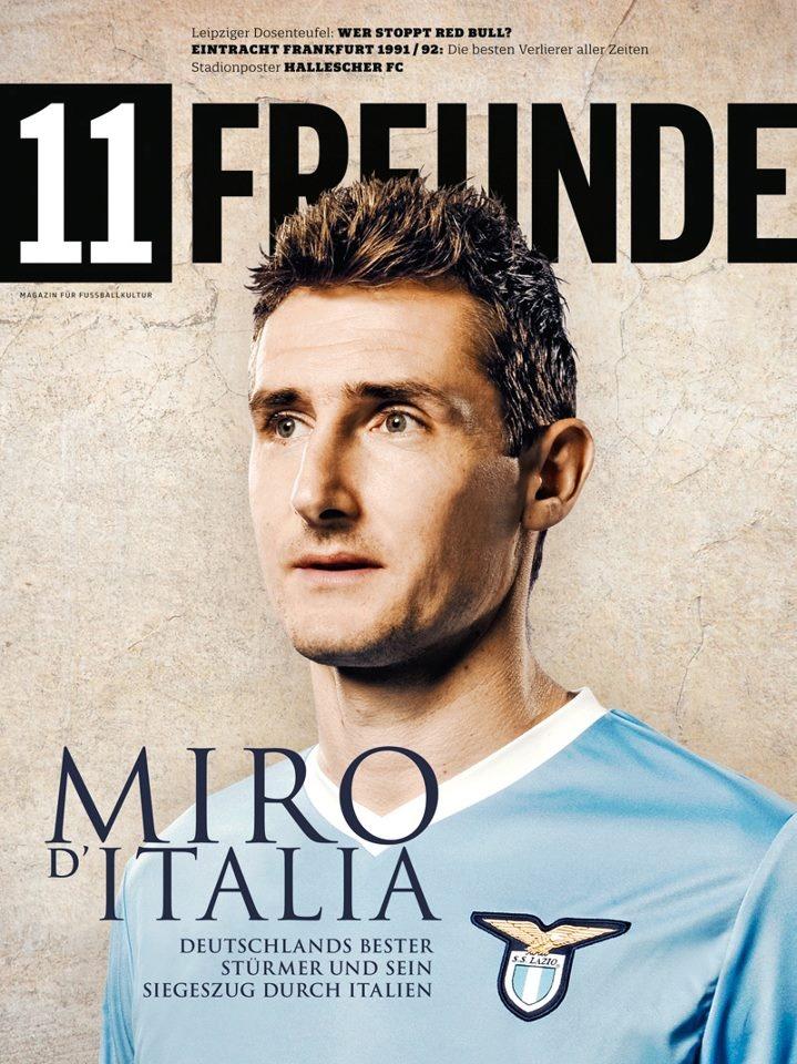 Miroslav Klose, Lazio, Serie A