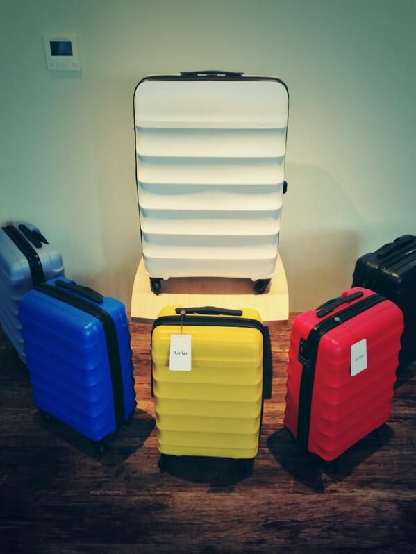 We're at @Antler Luggage  HQ all day for the #antlerrelaunch can't wait to share all the exciting developments!!